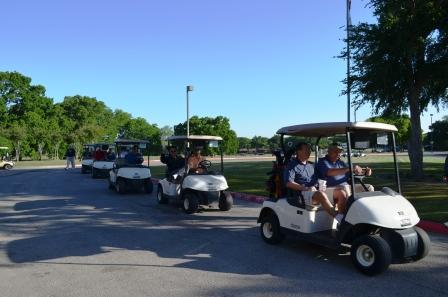 Blue Goose Golf Carts
